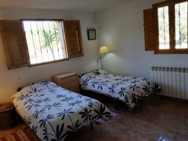 Vakantiehuis Spanje met privé zwembad