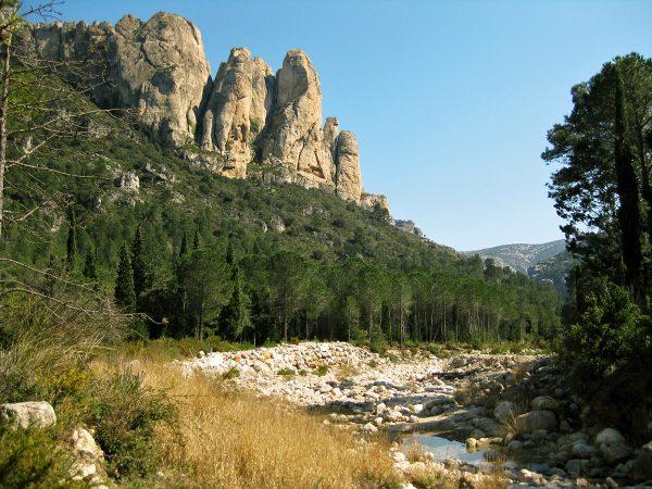 Vakantie Spanje Els Ports