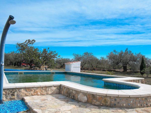 vakantie Spanje met zwembad