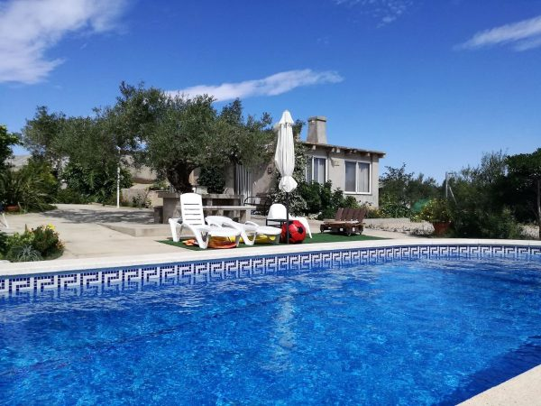Vakantiehuis Spanje met zwembad