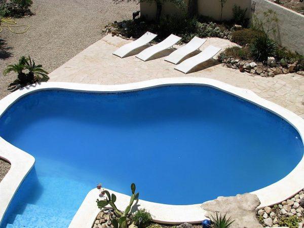 vakantie Spanje zwembad