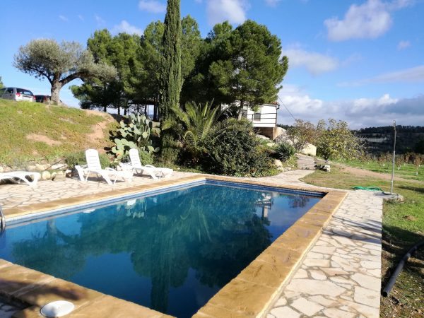 vakantiehuis Spanje zwembad