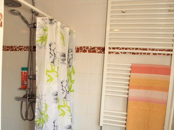 Badkamer in Vakantiehuis Casa Espinal in Spanje, te huur via 123casitas