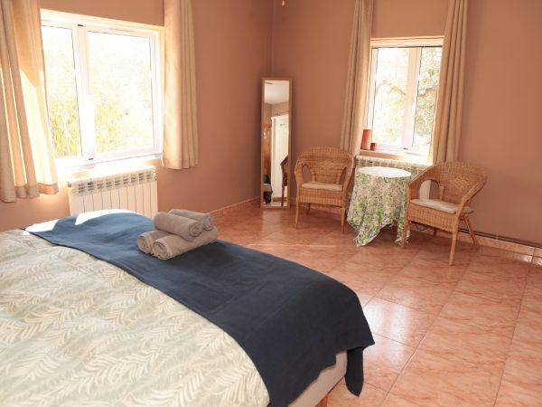 Slaapkamer in Vakantiehuis Spanje , te huur via 123casitas
