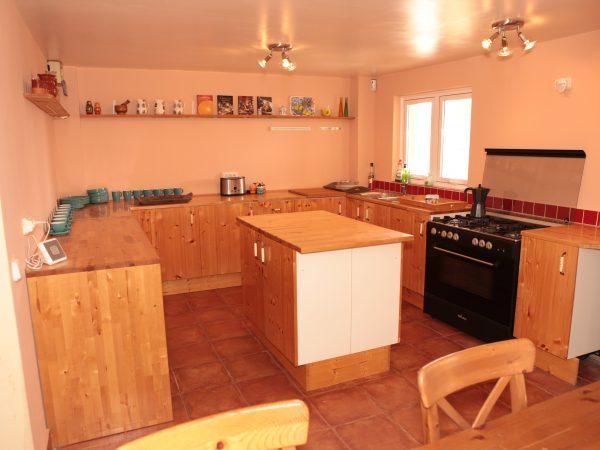Keuken in Vakantiehuis Casa Espinal in Spanje, te huur via 123casitas