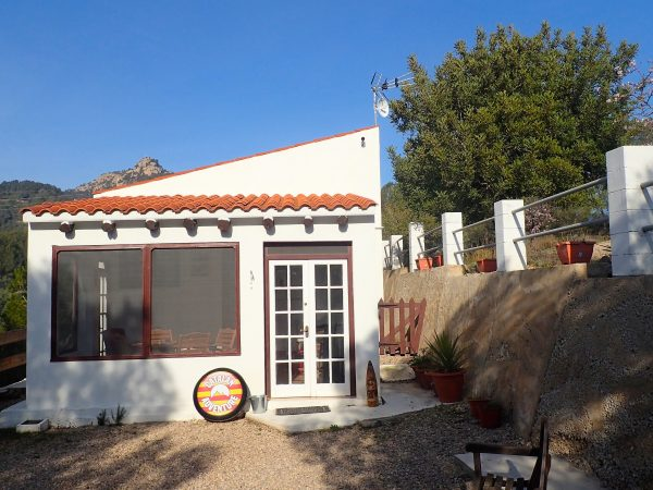 Vakantiehuisje in de natuur in Tarragona Spanje via 123casitas