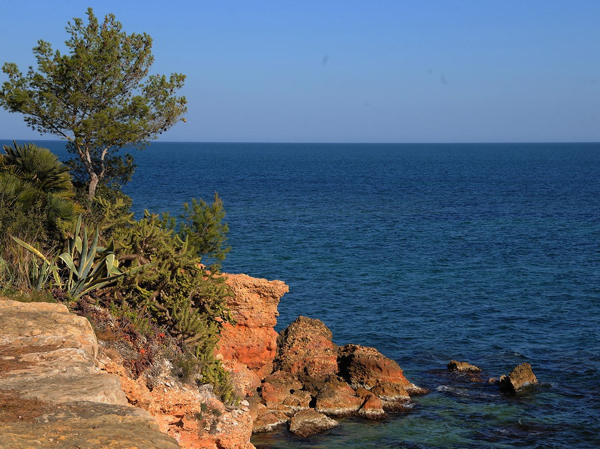 Platja turisme rural - quiet beach - plage calme